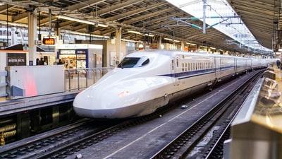 リニア新幹線!!